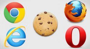Cookies браузера