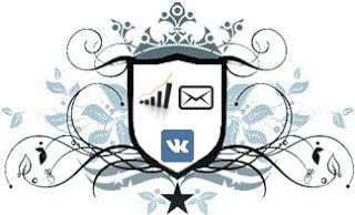 Статистика сообщений вконтакте